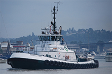Foss Tug Boat