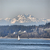 Sailing on Puget Sound