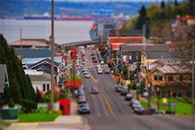 Old Town Neighborhood