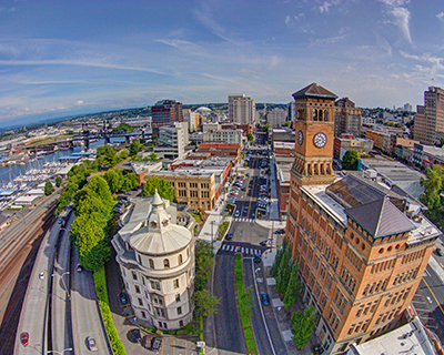 Downtown Tacoma